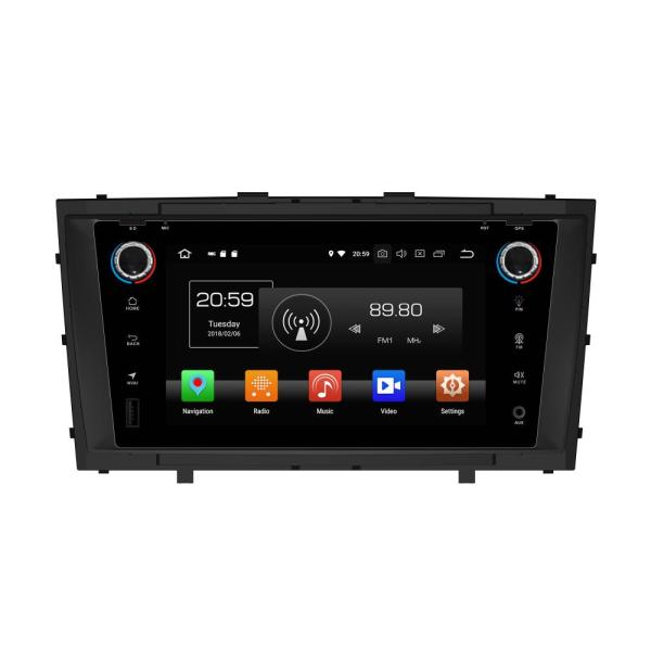 Android car dvd for Avensis 2009-2015