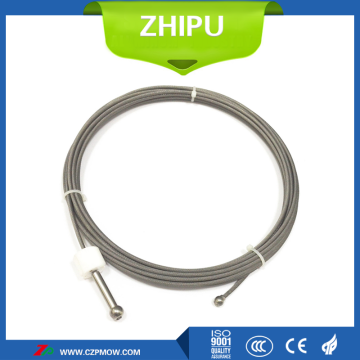Tungsten Flat Wire Gold Plated