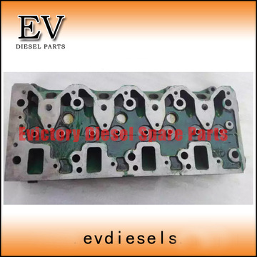 ISUZU 4LE1 head cylinder gasket overhaul