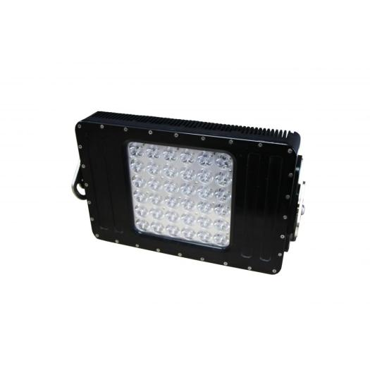 Aluminum die casting LED housing light heatsink