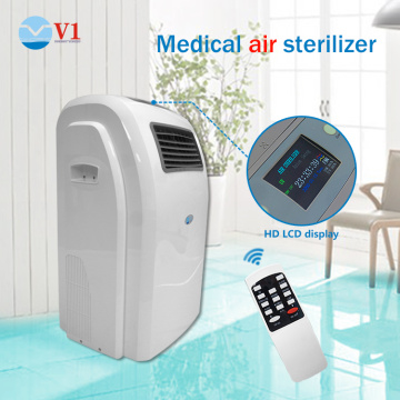 portable ultraviolet sterilizer disinfection lamp