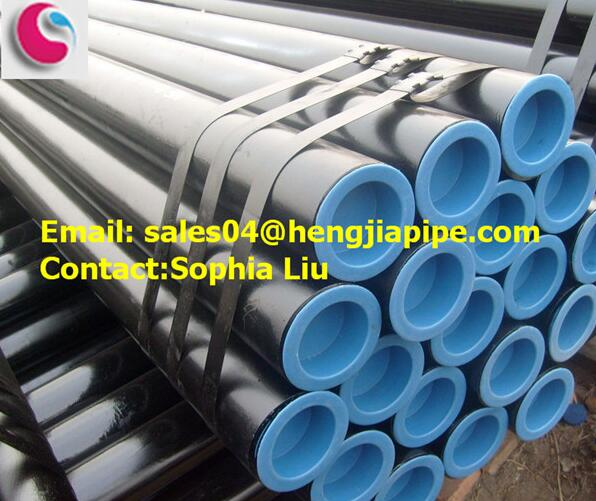 A53 seamless pipes