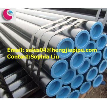 ASTM A53 fixed length seamless steel pipes