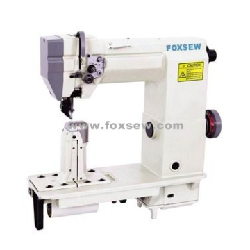 Single Needle and Double Needle post-bed sewing machine