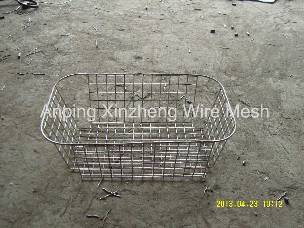Welded Storage Basket