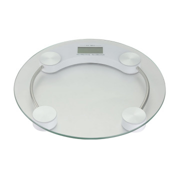 Hostweigh Hot Seller Glass Digital Bathroom Scale