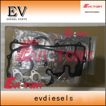 ISUZU 4LC1 head cylinder gasket overhaul rebuild kit