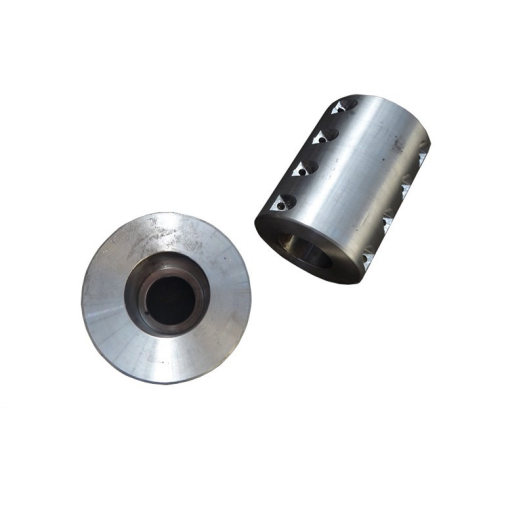 Forged Alloy Steel Upsetter Forging Process Flange Fitting