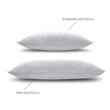 Luxury High Quality Microfiber  Pillow