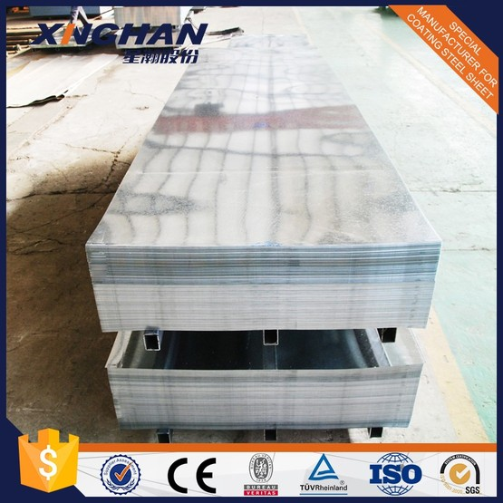 High Strength ASTM Galvanized Steel Sheet Metal
