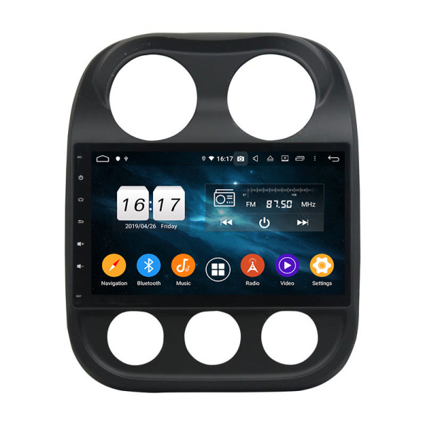 2019 New octa core car gps for compass