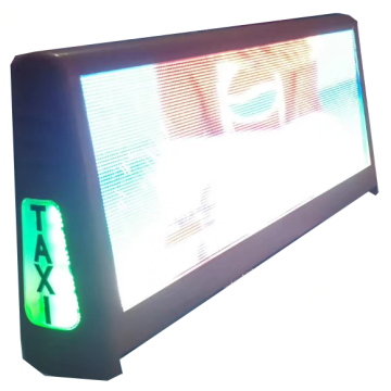 PH4 Taxi LED Display