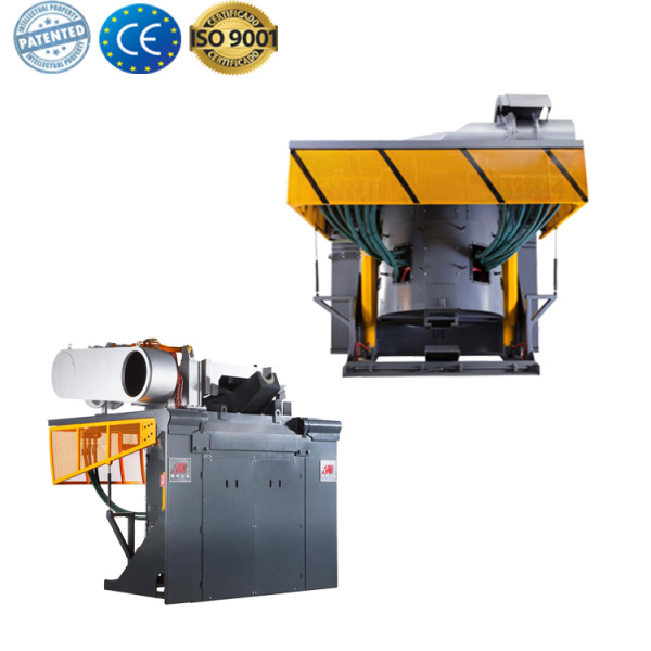Quality technology induction smelting melting machine