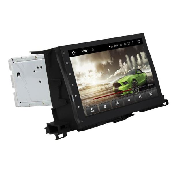car stereo head unit for Highland 2015