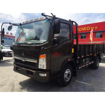 12 Tons Howo Light Cargo Truck
