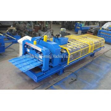 Glazed Tile Roof Plate Steel Rolling Equipment