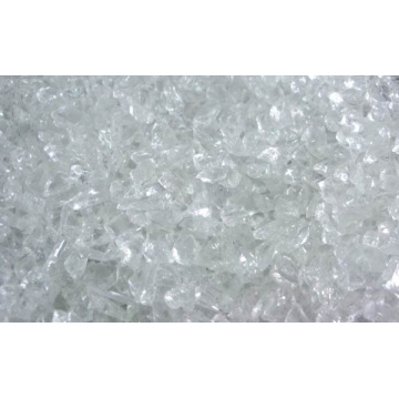 Glass Particles for Building Wall Decoration