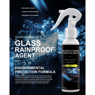 Auto Glass Coating for Windows