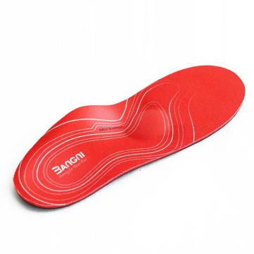 Orthopedic Flat feet insoles Plantar Fasciitis Men Woman