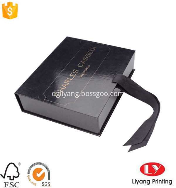 luxury folding box