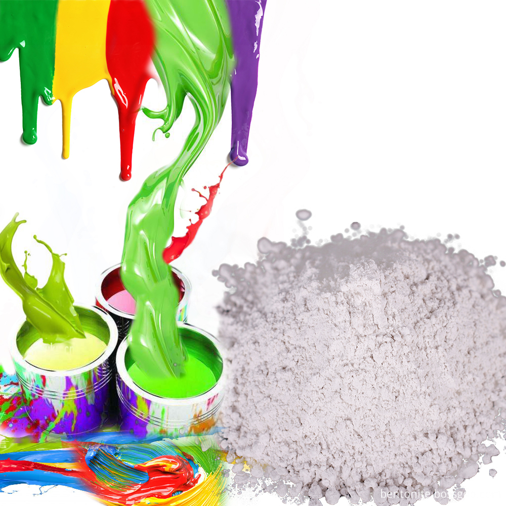 Organoclay Used In Paint