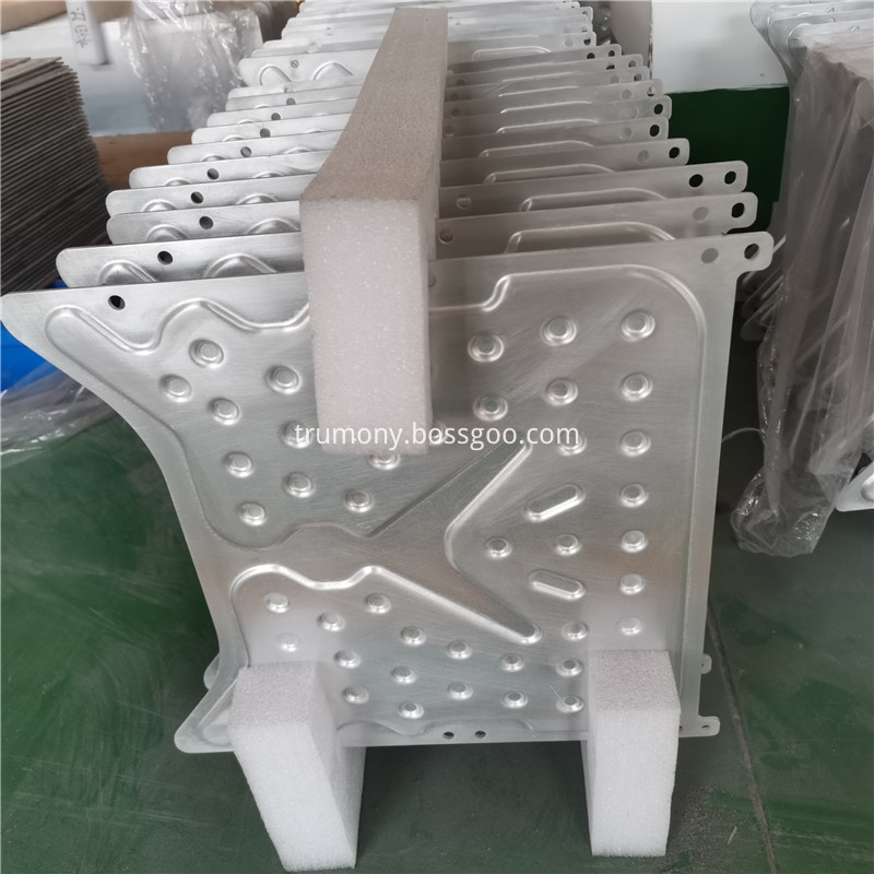 aluminum water cooling plate14