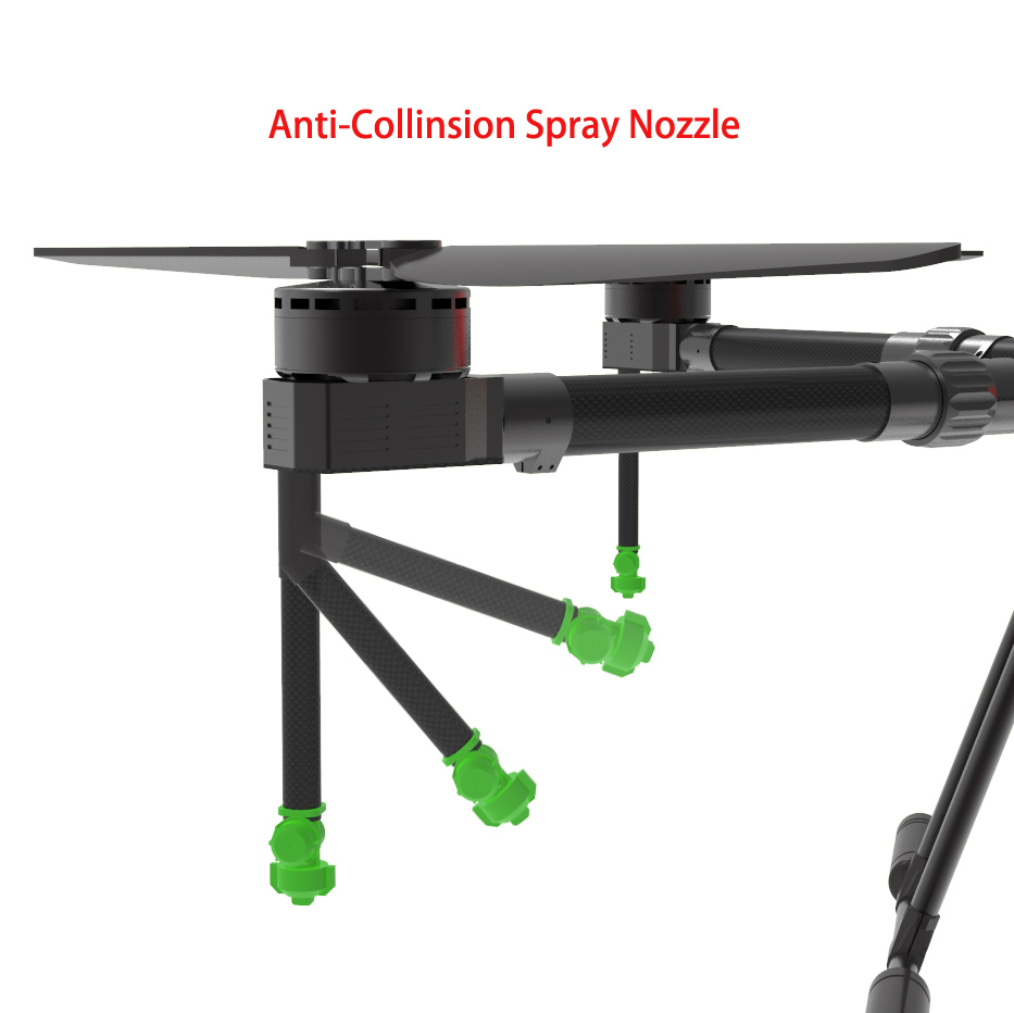 Avoid Collision Nozzle