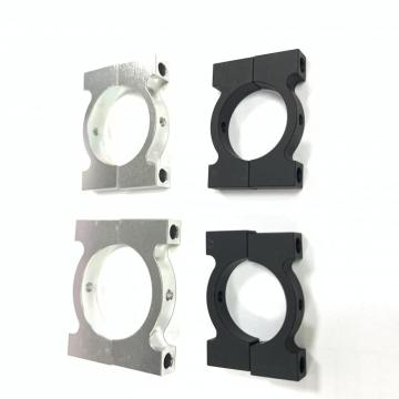 10mm Precise black aluminum carbon fiber tube clamp
