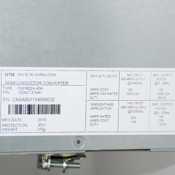Otis Elevator Semiconductor Converter GDA21310A1