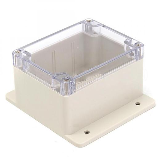 Plastic Humidity Sensor Enclosure Case