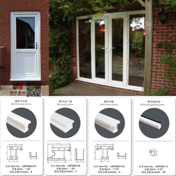 Plastic Profiles Materials For Windows