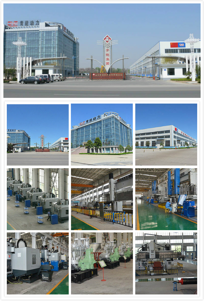 QingNeng Power Company