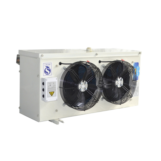 Industrial air cooler for cold room construction