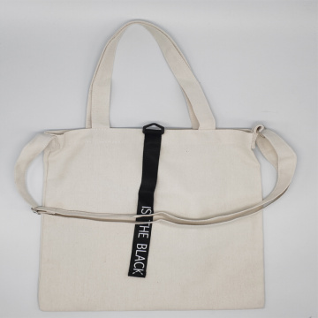 Handmade Canvas Tote Bag