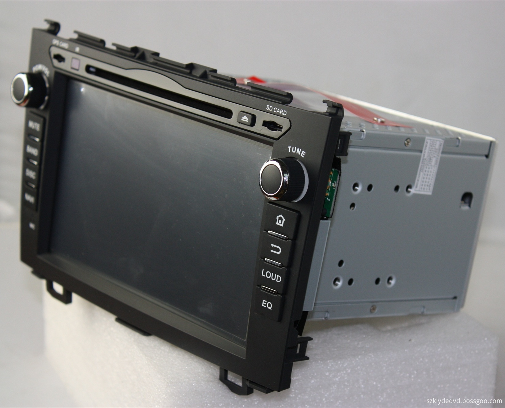 PX5 Car Audio DVD Player for CRV