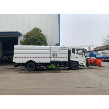 2019 Dongfeng street cleaning vehicle mounted snow shovels