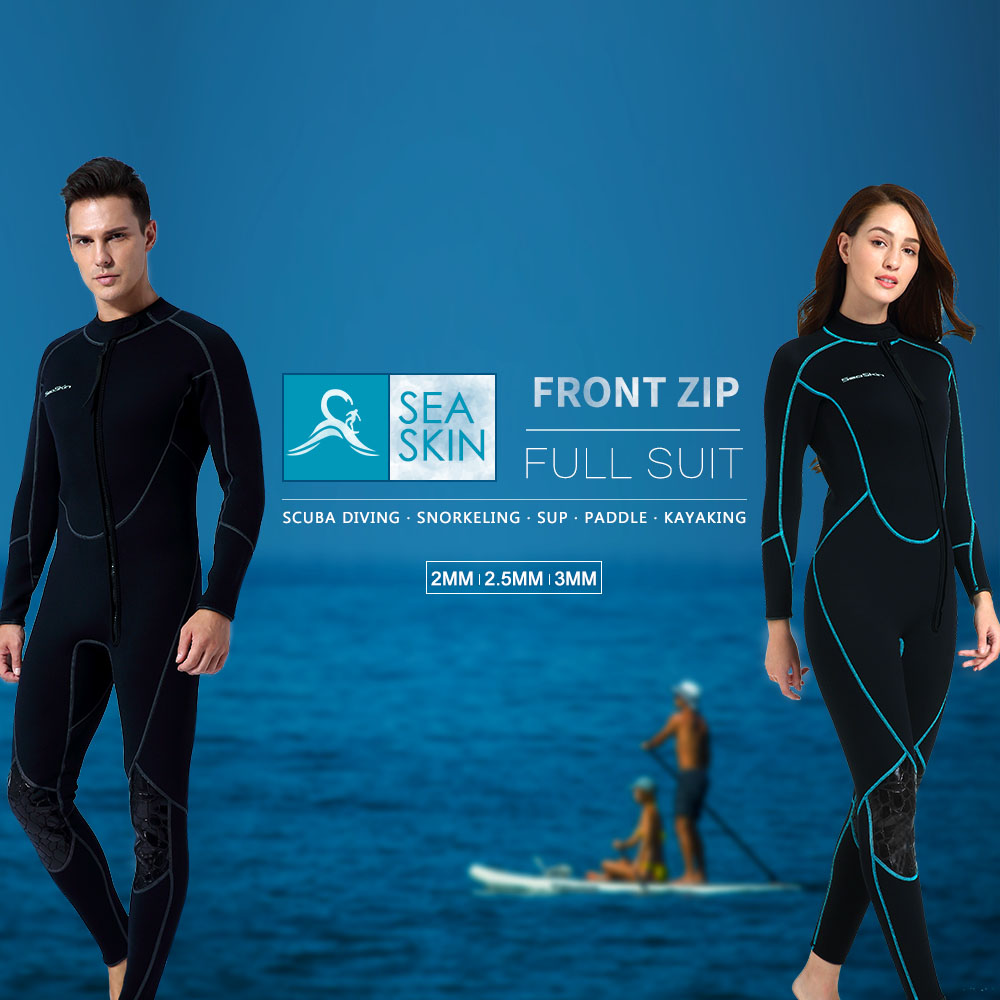 One Piece Diving Wetsuit