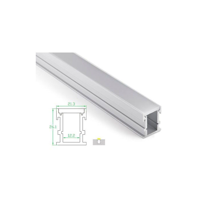 Recessed Seamless Linear Light