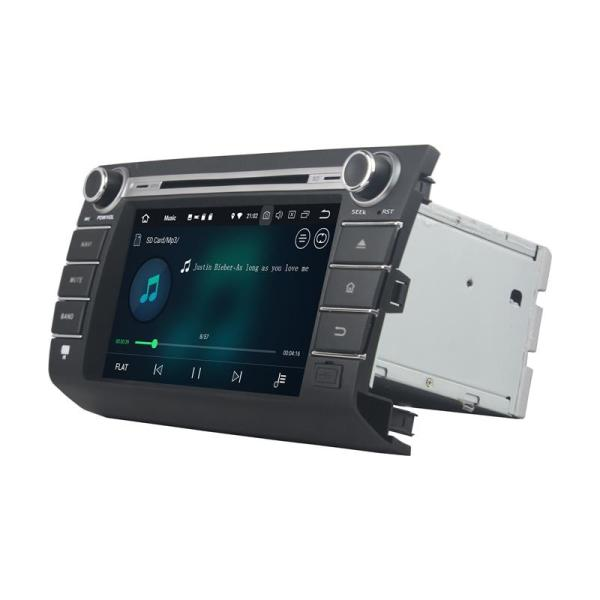 Android 8.0 car audio systems for 2016 swift