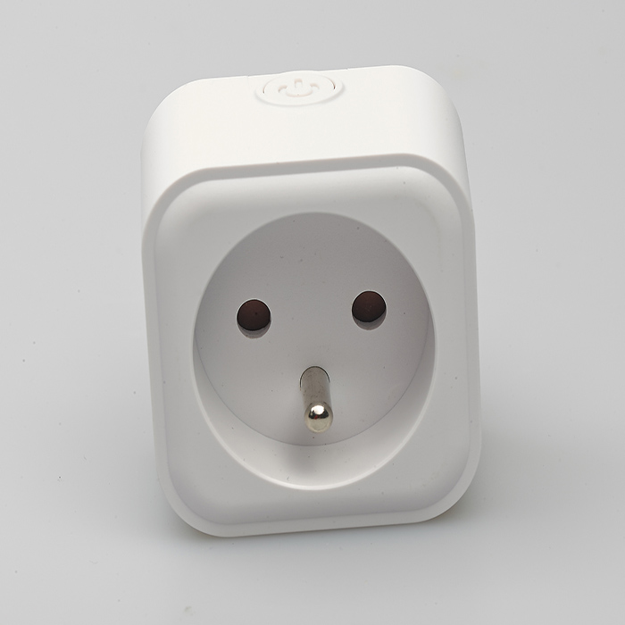 French Standard Wifi Smart Outlet