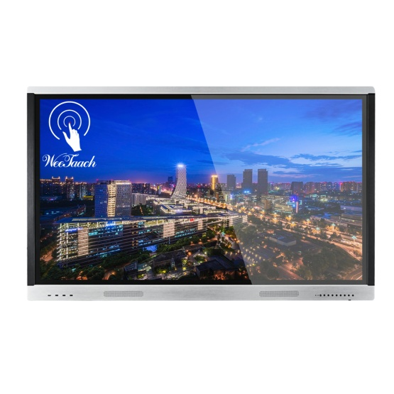 75 inches win/Android OS touch whiteboard
