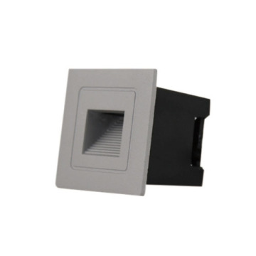 Square Wall used 1W LED Step Light