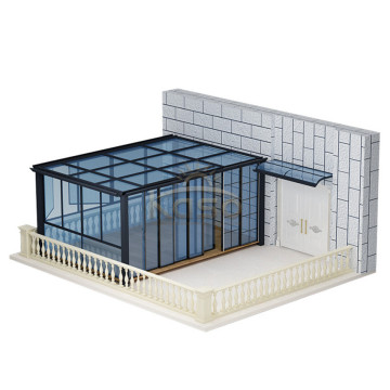 Luxury Design Aluminum Sunhouse Kit Lowe Sunroom