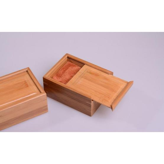 Environmental Bamboo Tea Box