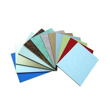 2019 Hot Sale Aluminium Composite Panel for Decoration