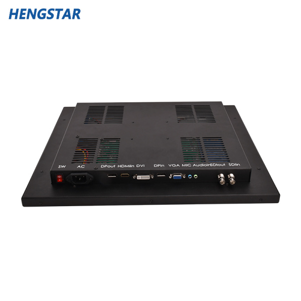 19`` Rackmount Display industrial