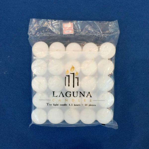 10g 1.5h-2h Burning Tealights Candle 50pcs/100pcs Packing