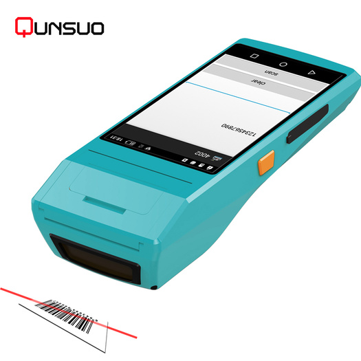 Portable Handheld Android barcode scanner PDA OEM/ODM