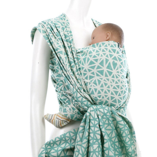 Infant Carrier Woven Baby Wrap