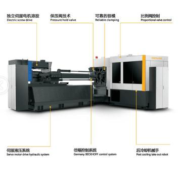 economical  PET preform injection moulding machine